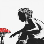 "Dolk ""Mushroom Girl"" & ""Balaclava"" New Prints Available September 20th"