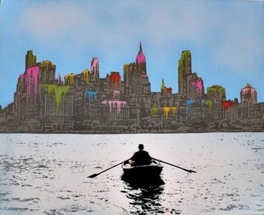 Nick Walker 'TMA New York' New Print Available 26th February and Lottery Info
