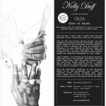 "Gaia ""Show Of Hands"" New London Exhibition, April 11th"