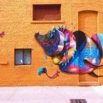 Nosego New Mural – Fort Wayne, Indiana