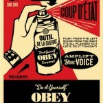"Shepard Fairey ""Obey Coup D'Etat"" New Print Available June 7th"