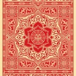 "Shepard Fairey ""Obey Peace And Justice Ornament"" New Print Available January 31st"