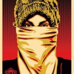 "Shepard Fairey ""Occupy Protester"" New Print Available January 12th"