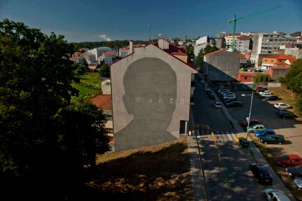 Axel Void New Mural – Ordes, Spain