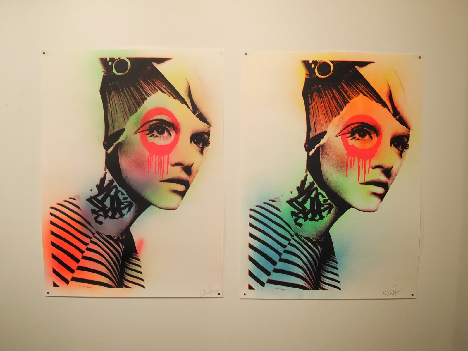 Preview: Dain Solo Show @ Folioleaf Gallery – Dumbo Brooklyn, NYC