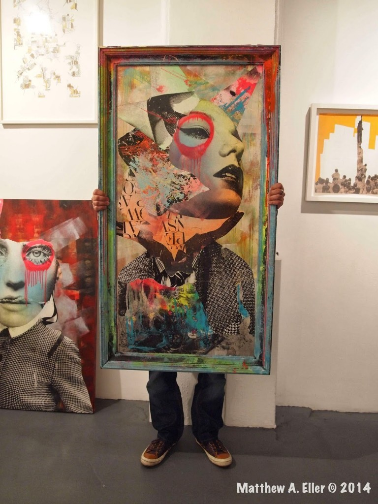 Dain – Interview, Folioleaf Gallery Solo Show & Fabergé Eggs