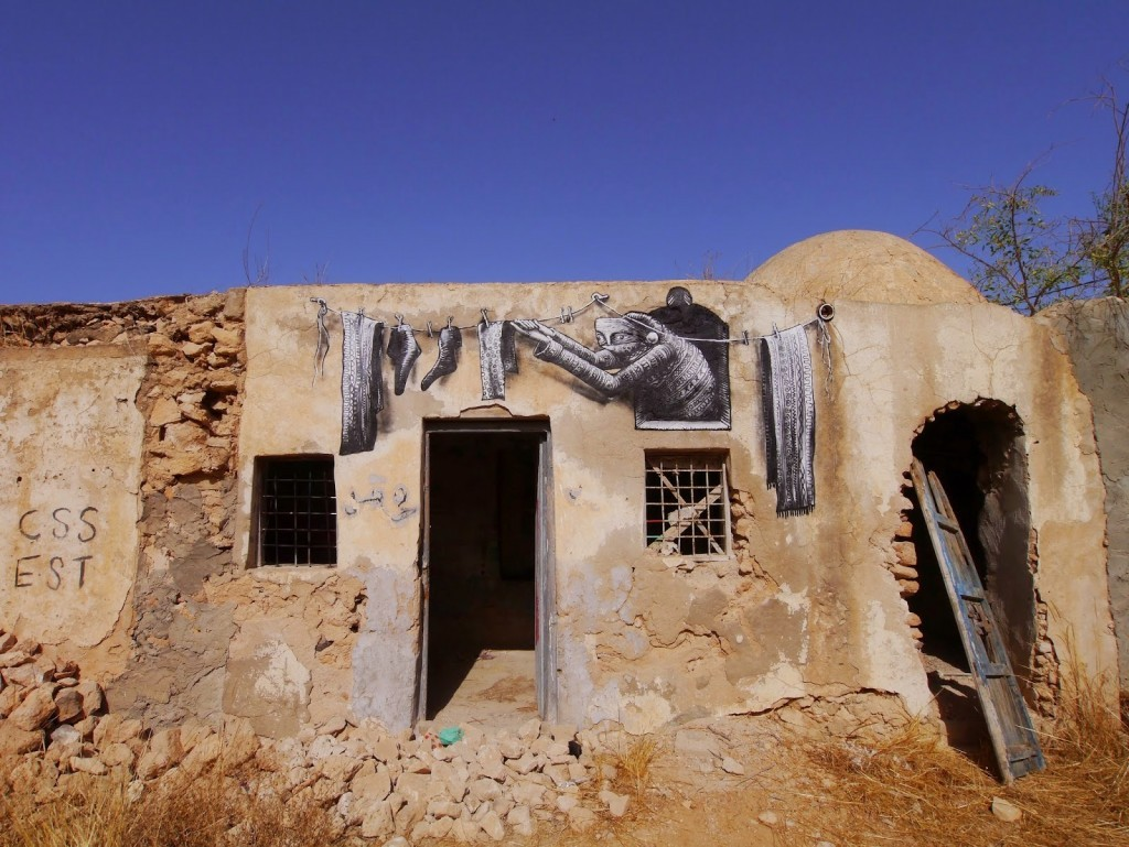 Phlegm New Street Pieces – Djerba, Tunisia