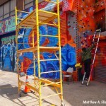 Preview – 106 Bayard Graffiti Project feat. Futura 2000, Dr. Revolt, Lady Pink, and more… – Brooklyn, NY