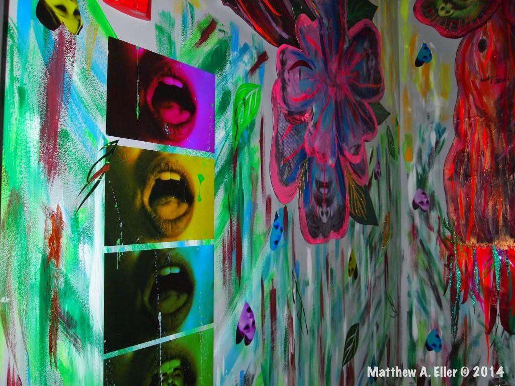 Preview – The Ladies Room – Kimyon Huggins, ELLE, John Arthur Carr, Lala Abaddon – Brooklyn, NYC