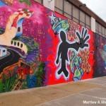 106 Bayard Graffiti Project feat. Futura 2000, Dr. Revolt, Lady Pink, and more… – Brooklyn, NY