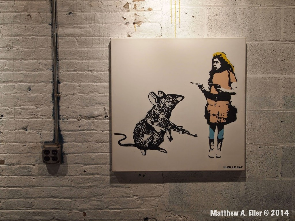 Preview – The Bushwick Collective Art Show – Blek Le Rat, Dan Witz, Joe Iurato, Jerkface, Solus, Beau Stanton & Many More – Brooklyn, NYC
