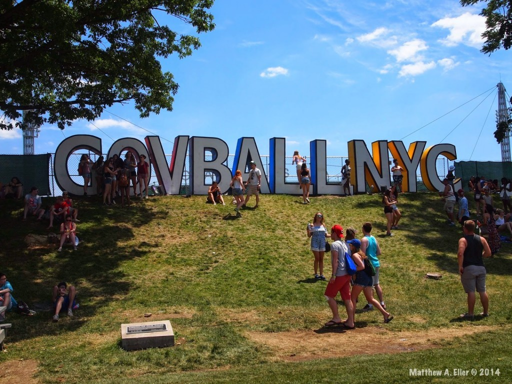 The Mural project – Governors Ball Music Festival – Randall's Island, NYC
