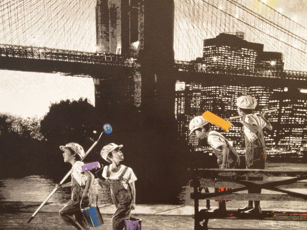 "Preview – RoamCouch ""A Beautiful Life"" – Under The Bridge Gallery – Brooklyn, NYC"