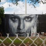 RONE New Murals In Miami, Florida