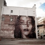 RONE New Mural For Rise Street Art Festival – Christchurch, New Zealand