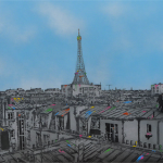 "Nick Walker ""The Morning After Paris"" New Print Available June 23rd"