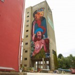 Ever New Mural – Graz, Austria
