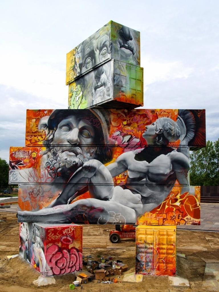 PichiAvo New Pieces – Werchter, Belgium