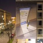 Blu creates a new mural in Munich, Germany for Positive Propaganda