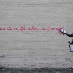 "Banksy ""Eternity"" New Street Piece For ""Better Out Than In"" – Queens"