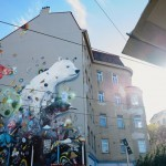 Collin Van Der Sluijs x Rutger New Mural – Vienna, Austria