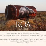 """ROA """"Paradox"""" Australia Solo Show Coverage"""