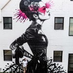 "Fin DAC ""Nadeshiko"" New Mural – Los Angeles, USA"