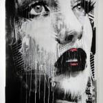"""RONE """"Silver Screen Dreams"""" StreetArtNews Print Release"""