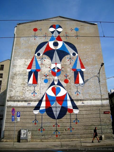 Remed, Sepe x Chazme, Etam Crew x SatOne New Murals In Lodz, Poland