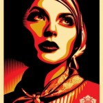"Shepard Fairey ""Rise Above Rebel"" New Print Available September 15th"