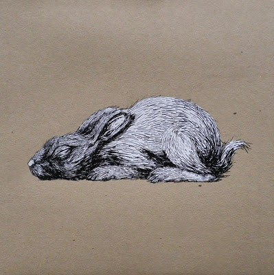 "ROA Silkscreen 12″ ""Ai032LP: YEAR OF THE RABBIT"" Available Now"