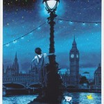 "Roamcouch ""When You Wish Upon A Star -London"" New Editions Available December 7th"