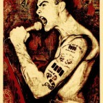 """Shepard Fairey """"Rollins 81"""" New Print Available February 13th"""