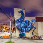 Nosego New Mural – Los Angeles, USA