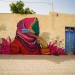 Saner New Pieces For Djerbahood – Djerba, Tunisia