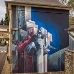 Sepe and Chazme paint a new collaboration in Luxembourg