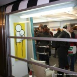 "Stik ""Single"" Solo Show Opening Coverage at Subway Gallery"