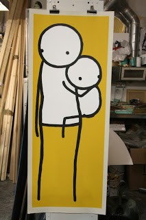 "STIK ""Single Mum"" Artist Proof Print + OG Available Now"