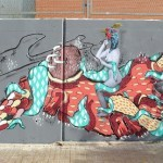 VinZ x Knarf New Murals In Valencia, Spain (Part II)