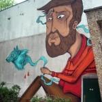 SeaCreative New Mural In Turin, Italy