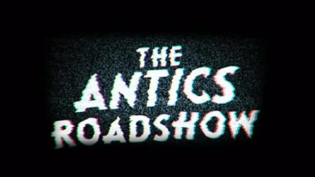 "Banksy ""The Antics Roadshow"" Full Version Video"