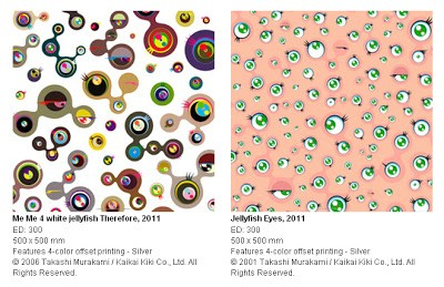 Takashi Murakami – Four New Prints Available Now!