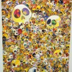 "Takashi Murakami ""Homage To Yves Klein"" Paris Solo Show Coverage"