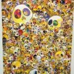 """Takashi Murakami """"Homage To Yves Klein"""" Paris Solo Show Coverage"""
