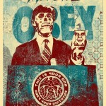 "Shepard Fairey ""They Live 2"" New Print Available July 7th"
