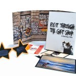 Banksy's 'Exit through the gift shop' Usa DVD packshot