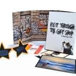 Banksy's 'Exit through the gift shop' Usa DVD packshot