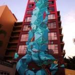 Fixe x VRS CREW New Mural In Guadalajara, Mexico