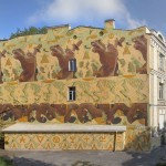 Aryz New Mural – Vilnius, Lithuania