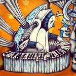Vitae Viazi New Mural In Moscow, Russia